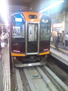 なんば線乗車、んで奈良へ。